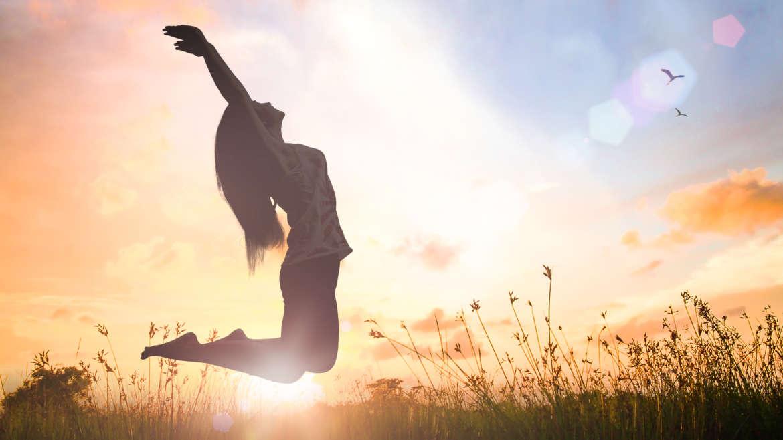 Medytacja dynamiczna – 5 kroków do szczęścia