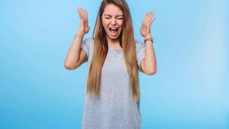 5 niezawodnych sposobów na rozładowanie złości
