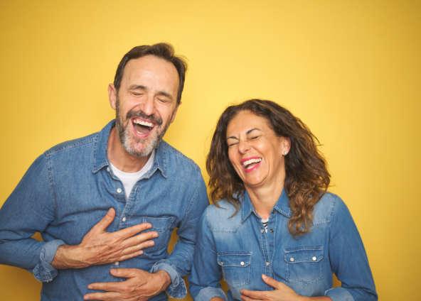 Medytacja śmiechu – combo doskonałe